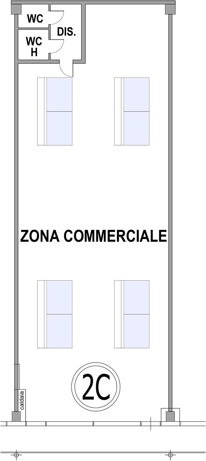 Planimetria Locali 2C