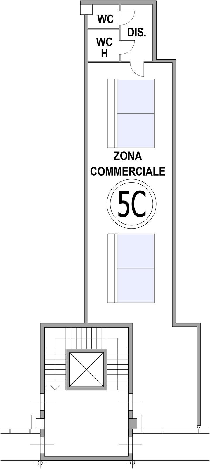 Planimetria Locali 5C